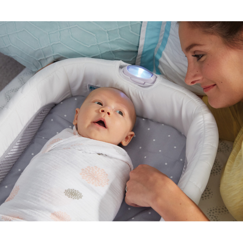 The First Years Close & Secure Sleeper Baby bed