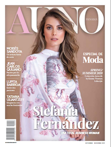 A Uno Magazine. September 2019