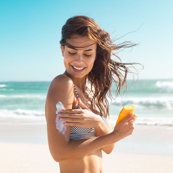 5 COMMON MISTAKES ABOUT SUNSCREEN