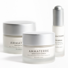 Cargar imagen en el visor de la galería, AMMATERRE BUNDLE - Day Cream, Night Cream and Eye Serum