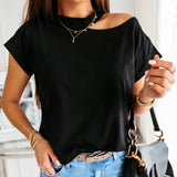 Short-sleeve Tops