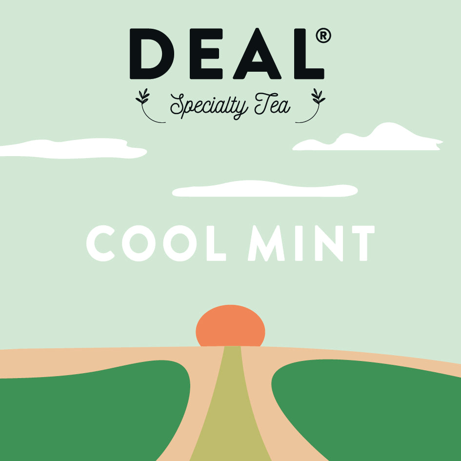 Cool Mint Specialty Tea