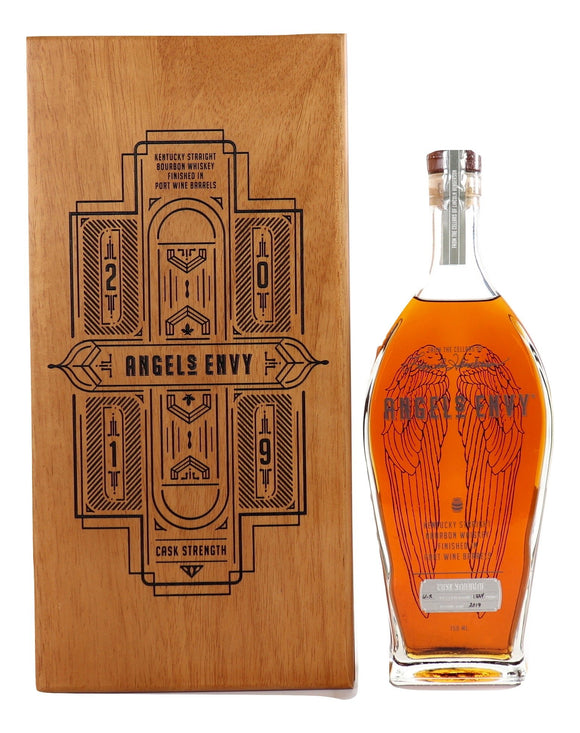 Angels Envy Cask Strength 2019