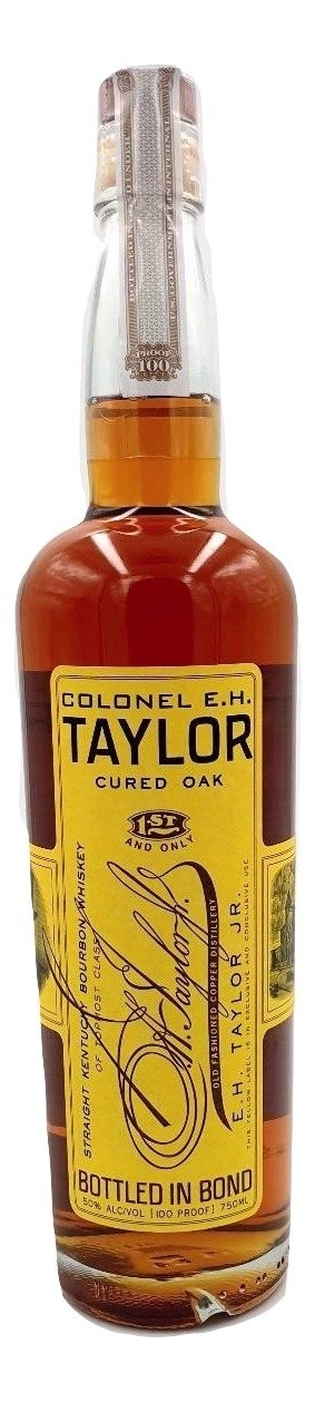 Colonel EH Taylor Cured Oak For Sale - NativeSpiritsOnline