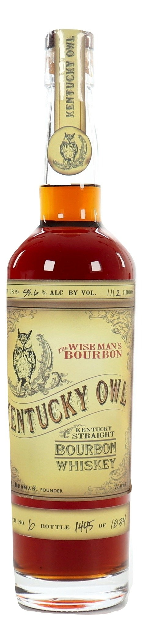 Kentucky Owl Bourbon Batch 6