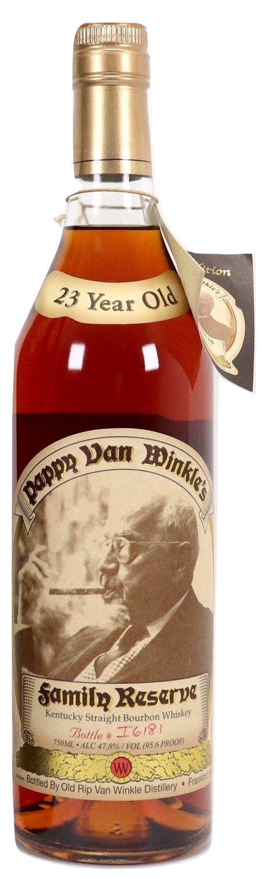 Pappy Van Winkle 23 Year Old Family Reserve For Sale - NativeSpiritsOnline