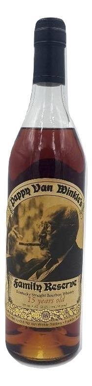 Pappy Van Winkle 15 Year Old Family Reserve - Stitzel-Weller