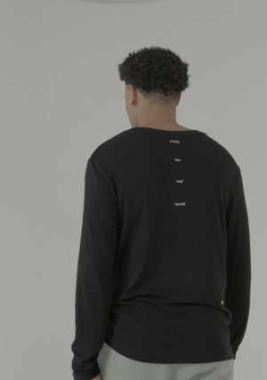 Load and play video in Gallery viewer, Graham Long Sleeve