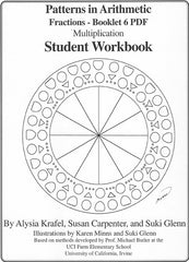 Fractions 6 PDF - Teacher & Student