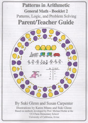 General Math: Booklet 2 - Parent/Teacher Guide