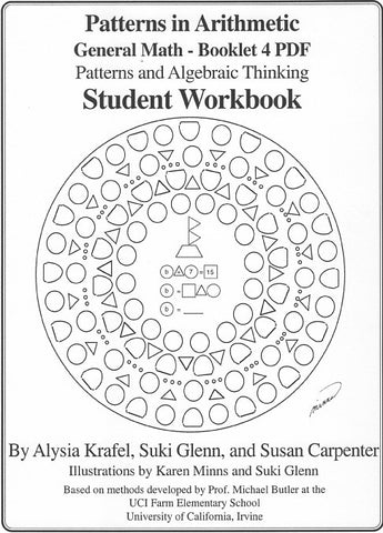 General Math 4 PDF - Student & Teacher
