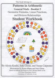 General Math:  Booklet 5 - Student Workbook