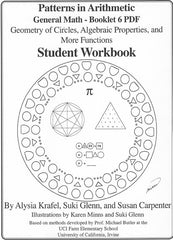 General Math 6 PDF - Student & Teacher