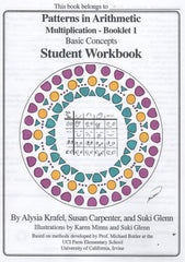 Multiplication 1 - Student Workbook