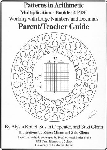 Multiplication 4 PDF - Student & Teacher