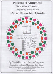 Place Value: Booklet 1 - Parent/Teacher Guide