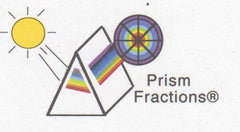 Prism Fractions® Plastic Circles