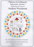 Subtraction: Booklet 1 - Student Workbook
