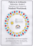 Subtraction: Booklet 2 - Student Workbook