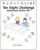 Ten Digits/Homeschool PDF