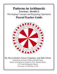 Fractions 2 - Parent/Teacher Guide