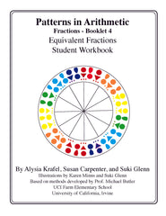 Fractions:  Booklet 4 - Student Workbook
