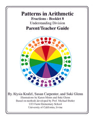 Fractions:  Booklet 8 - Parent/Teacher Guide