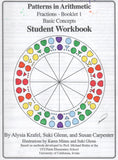 Fractions 1 - Student Workbook