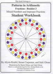Fractions:  Booklet 3 - Student Workbook