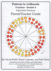 Fractions:  Booklet 4 - Parent/Teacher Guide