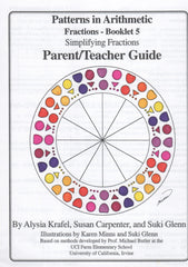 Fractions:  Booklet 5 - Parent/Teacher Guide