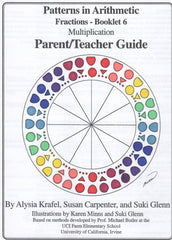 Fractions:  Booklet 6 - Parent/Teacher Guide