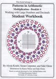 Multiplication 4 - Student Workbook