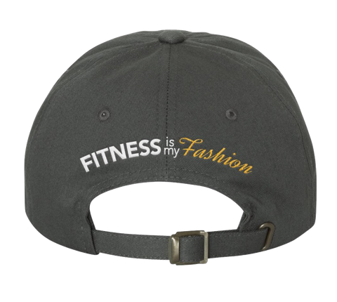 Fitness is my Fashion Dad Hat