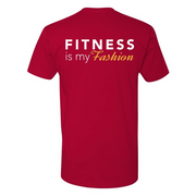 Fitness Is My Fashion Tee