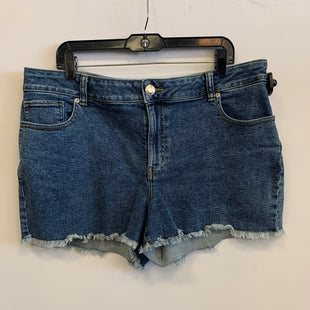 Primary Photo - BRAND: MAURICES STYLE: SHORTS COLOR: DENIM SIZE: 18 SKU: 298-29811-53750