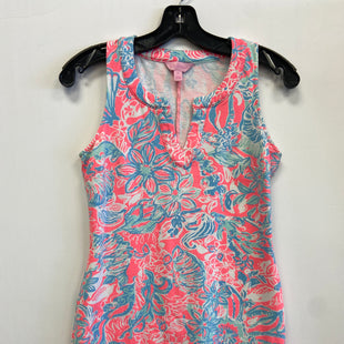 Primary Photo - BRAND: LILLY PULITZER STYLE: DRESS SHORT SLEEVELESS COLOR: PINK SIZE: XS SKU: 298-29814-75413