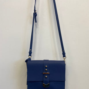 Primary Photo - BRAND: BADGLEY MISCHKA STYLE: HANDBAG COLOR: BLUE SIZE: SMALL SKU: 298-29814-65461