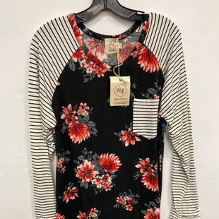 Primary Photo - BRAND:    CLOTHES MENTOR STYLE: DRESS SHORT LONG SLEEVE COLOR: FLORAL SIZE: L OTHER INFO: GRACE AND EMMA - SKU: 298-29835-22641