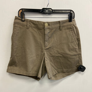 Primary Photo - BRAND: LIZ CLAIBORNE STYLE: SHORTS COLOR: BROWN SIZE: 6 SKU: 298-29859-6022
