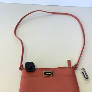 Primary Photo - BRAND: CALVIN KLEIN STYLE: HANDBAG COLOR: PINK SIZE: MEDIUM SKU: 298-29811-53937