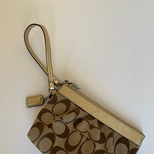 Primary Photo - BRAND: COACH STYLE: WRISTLET COLOR: GOLD SKU: 298-29859-4723