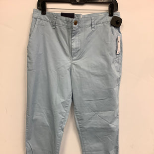 Primary Photo - BRAND: GAP STYLE: PANTS COLOR: LIGHT BLUE SIZE: 8 SKU: 298-29814-71631