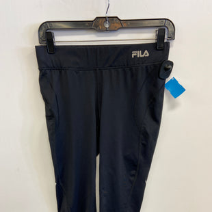 Primary Photo - BRAND: FILA STYLE: ATHLETIC CAPRIS COLOR: BLACK SIZE: XS SKU: 298-29859-5597