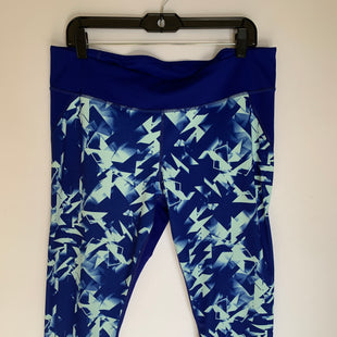 Primary Photo - BRAND: UNDER ARMOUR STYLE: ATHLETIC PANTS COLOR: BLUE SIZE: XL SKU: 298-29814-73128