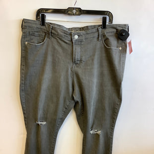 Primary Photo - BRAND: OLD NAVY STYLE: JEANS COLOR: GREY SIZE: 18 SKU: 298-29835-19073
