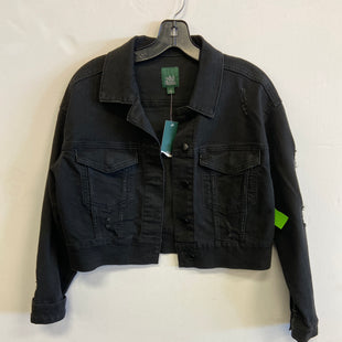 Primary Photo - BRAND: WILD FABLE STYLE: JACKET OUTDOOR COLOR: BLACK SIZE: S SKU: 298-29859-4440