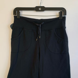 Primary Photo - BRAND: LULULEMON STYLE: ATHLETIC SHORTS COLOR: BLACK SIZE: 4 SKU: 298-29811-51826