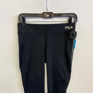 Primary Photo - BRAND: FILA STYLE: ATHLETIC CAPRIS COLOR: BLACK SIZE: XS SKU: 298-29859-5608