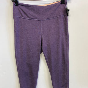 Primary Photo - BRAND: MARIKA STYLE: ATHLETIC CAPRIS COLOR: PURPLE SIZE: S SKU: 298-29814-63198